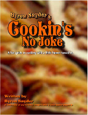 Cookin's No Joke Cookbook