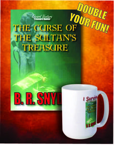 The Curse of the Sultan's Treasure and I Survived the Curse Mug
