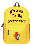"""It's Fun to be Prepared!"" Of The Month Club"
