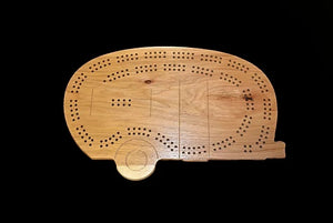 Cribbage Board - Travel Trailer