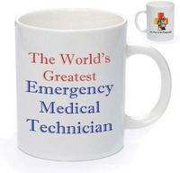 IFTBP World's Greatest Emergency Medical Tech Mug