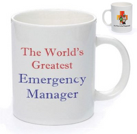 IFTBP World's Greatest Emergency Manager Mug