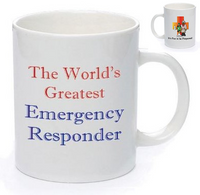 IFTBP World's Greatest Emergency Responder Mug