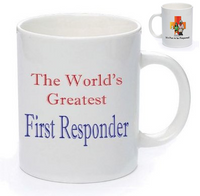 IFTBP World's Greatest First Responder Mug