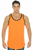 Men's Tank Top 2 Tone Muscle Shirt Proudly Made in the USA