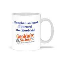 CNJ - Laugh Hard 11 oz Mugs