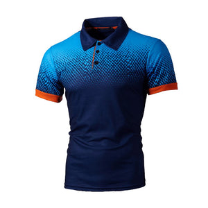 2020 Men Polo Shirt Breathable Plus Size 5XL