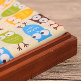 Cartoon Owls - 1/2 Yard - The Fabric Hut