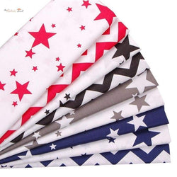 Fat Fifth Bundle - Stars Collection - Set Of 45 - The Fabric Hut