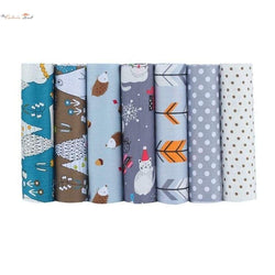 Fat Fifth Bundle - The Blue Forest - Set of 7 - The Fabric Hut