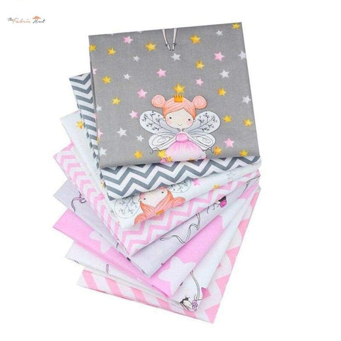 Fat Fifth Mega Bundle - Fairy Tale Collection - Set of 8 - The Fabric Hut
