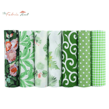 Fat Fifth Bundle Tropical Fever - Set of 7 - The Fabric Hut