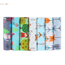 Fat Fifth Bundle - The Enchanted Forest - Set of 7 - The Fabric Hut