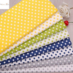 Fat Fifth Bundle - Polka Dots Collection - Set of 8 - The Fabric Hut