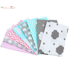 Fat Fifth Bundle - Overcast Collection - Set of 8 - The Fabric Hut