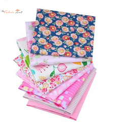 Fat Fifth Bundle - Pink Bliss Collection - Set Of 8 - The Fabric Hut