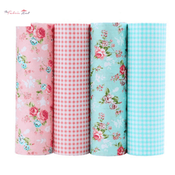 Fat Fifth Bundle - Pink/Teal - Set of 4