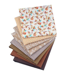 Fat Fifth Bundle - Brown Collection - Set of 8