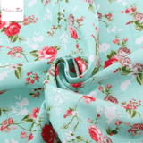 Fat Fifth Bundle - Pink/Teal - Set of 4 - The Fabric Hut