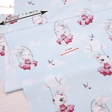 Fat Fifth Bundle - Cloudy Bunny Collection - Set of 8 - The Fabric Hut