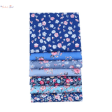Fat Fifth Bundle - Blue Heaven Collection - Set of 7 - The Fabric Hut