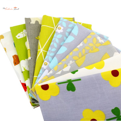 Fat Fifth Bundle - Handmade Collection - Set of 50 - The Fabric Hut