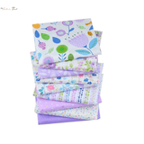 Fat Fifth Bundle - Lilac Collection - Set of 9 - The Fabric Hut