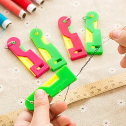 Automatic Easy Sewing Needle Guide Tool - Set of 10