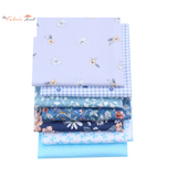 Fat Fifth Bundle - Blue Floral Collection - Set Of 35 - The Fabric Hut
