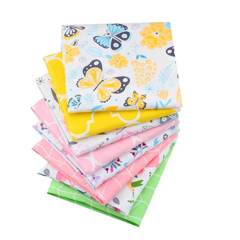 Fat Fifth Bundle - Dream Nature Collection - Set of 8 - The Fabric Hut