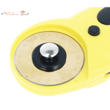 Rotary Cutter 45mm + 10 Titanium Coated Cutter Blades - The Fabric Hut