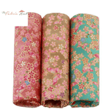 Fat Fifth Bundle - Cosmos and Butterflies Collection - Set of 45 - The Fabric Hut
