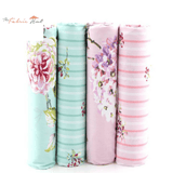 Fat Fifth Bundle - Pink/Teal Rosa Collection Collection - Set of 4