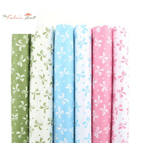 Fat Fifth Bundle - Bow-knot Floral Collection - Set of 6 - The Fabric Hut