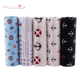 Fat Fifth Bundle - Navy Collection - Set of 5 - The Fabric Hut