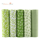 Fat Fifth Bundle - Print Cotton Collection - Set of 5 - The Fabric Hut