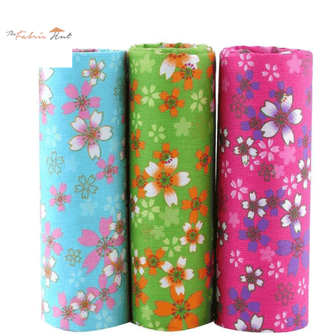 Fat Fifth Bundle - Flower Collection - Set of 15