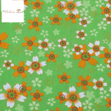 Fat Fifth Bundle - Cosmos Flower Collection - Set of 3 - The Fabric Hut