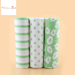 Fat Fifth Bundle - Green Prints Collection - Set of 3