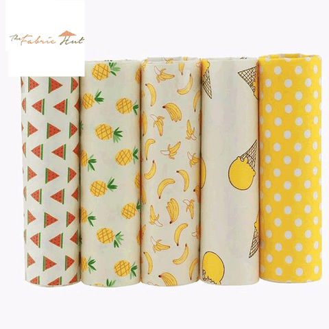 Fat Fifth Bundle - Fruity Teramila Collection - Set of 5 - The Fabric Hut