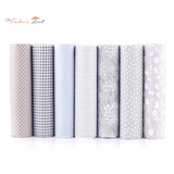 Fat Fifth Bundle - Light Gray Collection - Set of 35 - The Fabric Hut