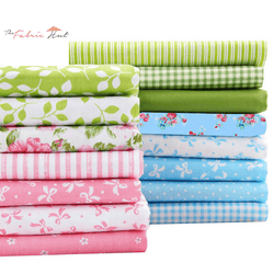 Fat Fifth Mega Bundle - Pink/Green/Blue Collections - Set of 15 - The Fabric Hut