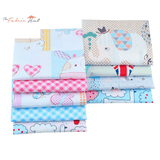 Fat Fifth Bundle English Home Nursery - Set of 9 - The Fabric Hut