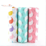 Fat Fifth Bundle - Bird Collection - Set of 3 - The Fabric Hut