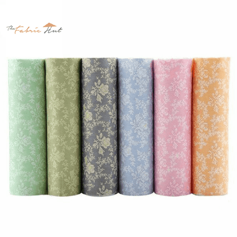 Fat Fifth Bundle -  Floral Collection - Set of 30