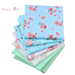 Fat Fifth Bundle - Floral Pastel Collection - Set of 7