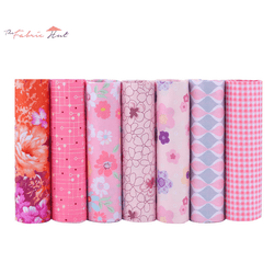 Fat Fifth Bundle - Pink Bliss Collection - Set of 7