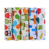 Fat Fifth Bundle - Cartoon Collection - Set of 5 - The Fabric Hut