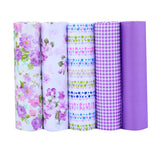 Fat Fifth Bundle - Purple Collection - Set of 5 - The Fabric Hut