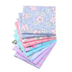 Fat Fifth Bundle - Flowers Of May - Set of 9 - The Fabric Hut